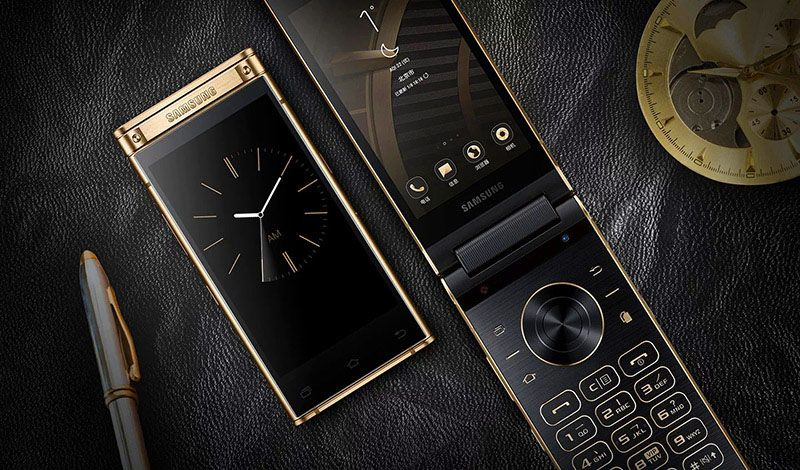 Samsung W2019