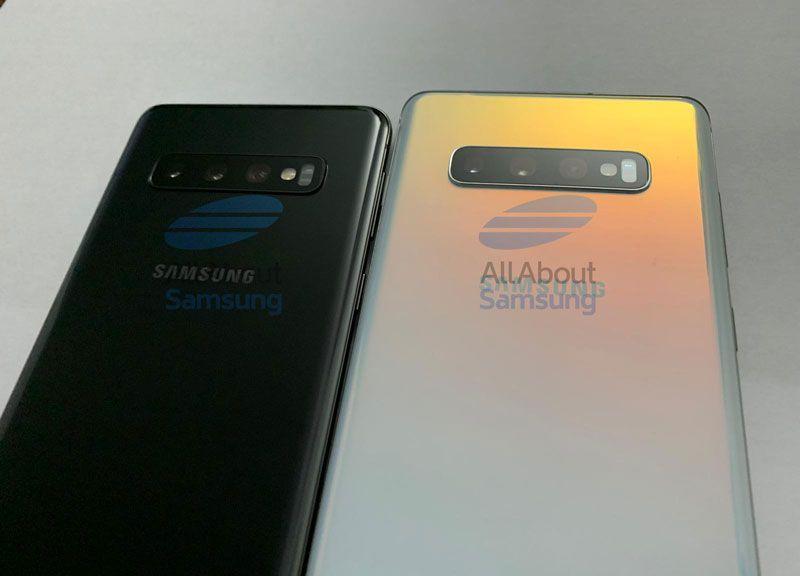 Samsung Galaxy S10 and Samsung Galaxy S10 Plus