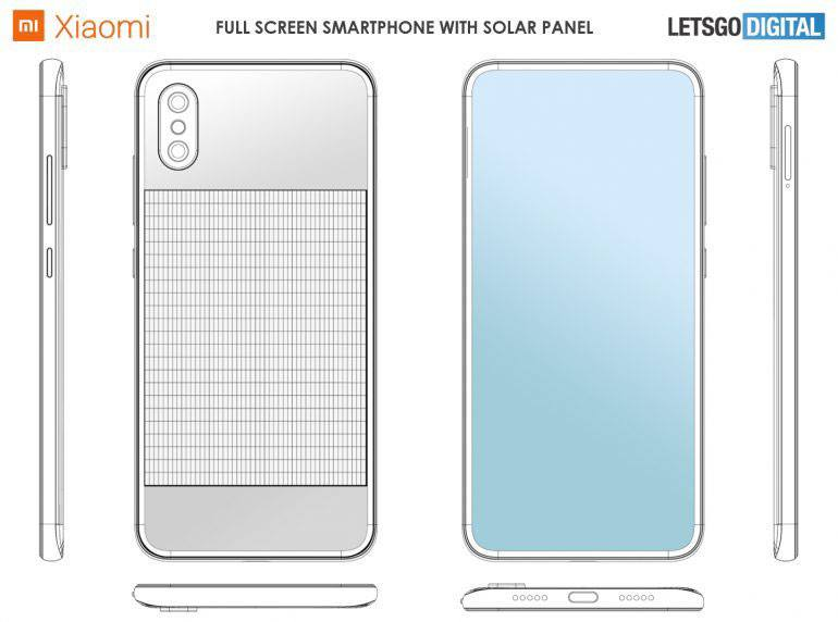 Xiaomi is developing solar-powered self charging smartphone
