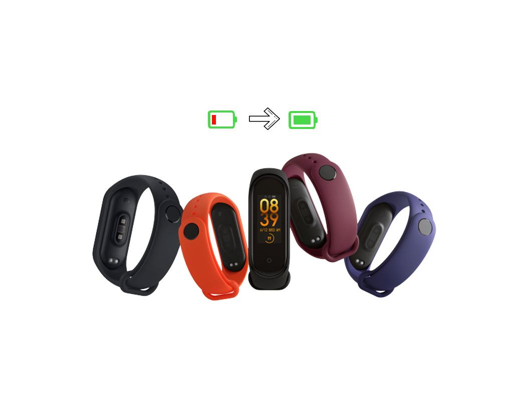 How to increase battery life on Mi Band 4
