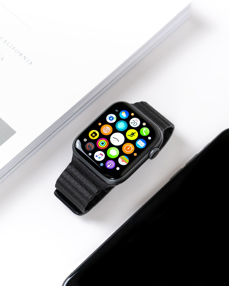 Apple-watch-6 Touch ID